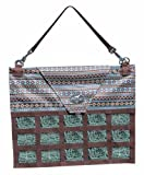 Product review for Professional's Choice Med Feed Hay Bag Tribal/Turquoise