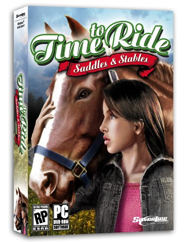 Time To Ride 2: Saddles And Stables - PC