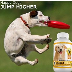 Amazing-Nutritionals-Omega-3-Fish-Oil-Chew-able-Tablet-for-Dogs-120-tabs