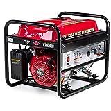 All Power America APG3012 3250 Watt Portable Generator Gas Powered, Compact Design