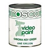 Rosco Chroma Key Matte Green Paint - Gallon
