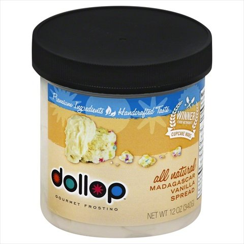 Dollop Gourmet Frosting Vanilla Mdgscr