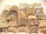 Sacred Tiger 35 Herbs Sampler Kit Metaphysical, Wicca, Pagan, Culinary, Tea, Ritual