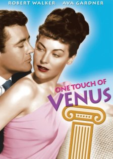 Image result for ONE TOUCH OF VENUS 1948 movie