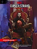 Curse of Strahd: A Dungeons & Dragons Sourcebook (D&D Supplement)
