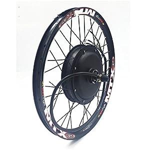 "NBPower 26"" 3000W Electric Bike Conversion Kit 48/60/72V 3000W Brushless DC motor/E-Bike Conversion Kit"