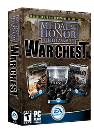 Buy Medal Of Honor Allied Assault War Chest Pc Online At
