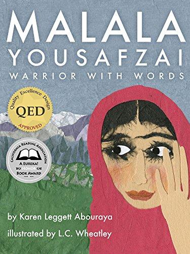 Malala Yousafzai: Warrior with Words by [Abouraya, Karen Leggett]-culturally-responsive-multiculturalism-diversity