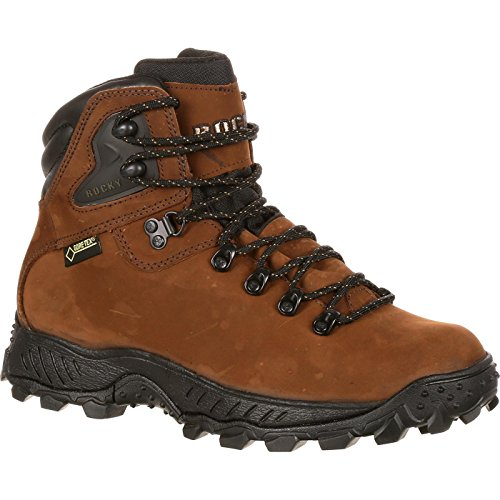 Rocky Men's FQ0005212 Hiking Boot, Brown, 11.5 M US