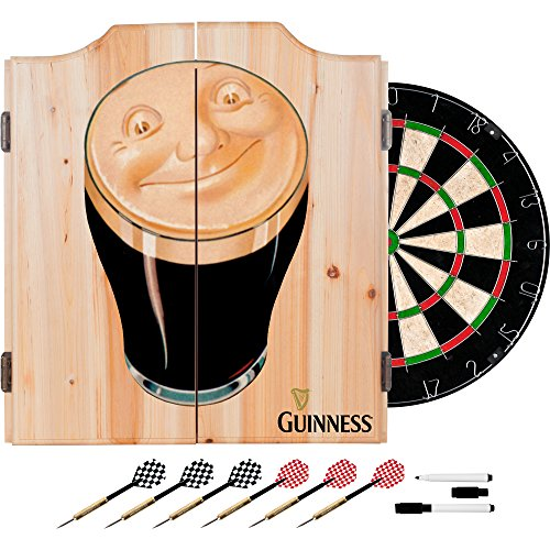 Gameroom Dart Cabinet Sets - Smiling Pint