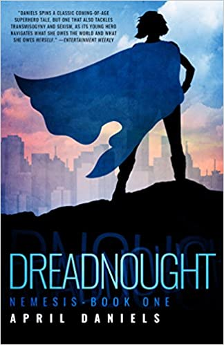 Image result for Dreadnought by April Daniels