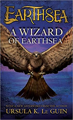 Earthsea Series by Ursula K. Le Guin