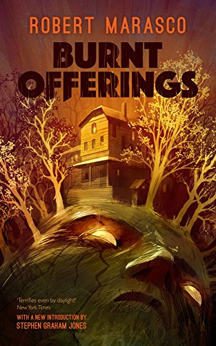 Burnt Offerings (Valancourt 20th Century Classics) by [Marasco, Robert, Jones, Stephen Graham]
