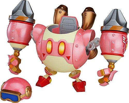 good Smile Kirby Planeta Nendoroid más Robobot Armor accesorio