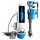 NEXT BY DANCO HyrdroRight Universal Water-Saving Toilet Repair Kit with Dual Flush Valve | Push Button | Valve Replacement (HYR460)