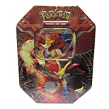 Pokemon XY 2014 Kalos Power Tin Delphox-EX