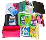 Mega Bulk Back to School Supply Bundle Kit Over 70 + Items