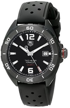 Tag Heuer Formula 1 Calibre 5 Black Titanium Automatic Watch 41mm WAZ2115.FT8023