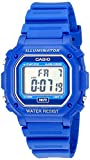 Casio F108WH Water Resistant Digital Blue Resin Strap Watch