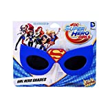 Sun-Staches Costume Sunglasses Lil' Characters Super Girl Party Favors UV400
