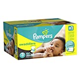 Pampers Swaddlers Disposable Diapers Size 3, 180 Count (Packaging May Vary)