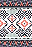Navajo Blanket Journal: A Beautiful Blank Lined Notebook in a Colorful, Geometric Pattern with a Native American, Navajo Woven Blanket Style Cover!