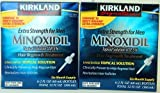 KIRKLAND SIGNATURE Minoxidil for Men 5% Minoxidil Hair Regrowth Treatment 12 Months Supply Unscented...