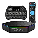 EVANPO T95Z PLUS Android 7.1 TV BOX Amlogic S912 Octa-core CPU 3GB RAM 32GB ROM (Backlight Wireless Keyboard Included)