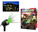 StarTastic Holiday Light Show Static Laser Light Projector As Seen On TV