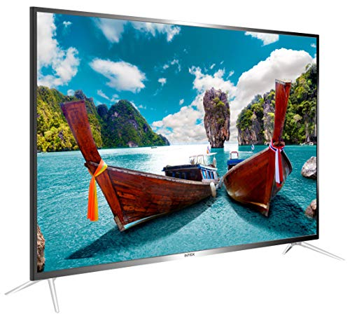 Intex 127 cm (50 inches) Full HD LED Smart TV SF5004 (Black) 3