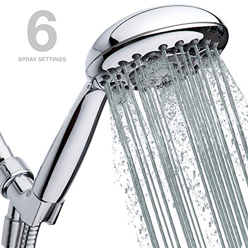 High-Pressure Handheld Shower Head