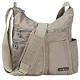 NeatPack Crossbody Bag for Women with Anti Theft RFID Pocket (Grey)
