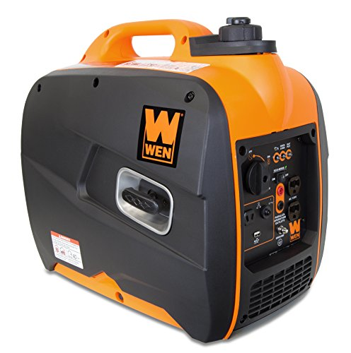 WEN 56200i 2000-Watt Gas Powered Portable Inverter Generator, CARB Compliant | Omega Ranch Outdoor Adventure
