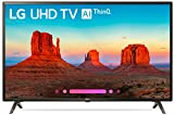 LG Electronics 49UK6300PUE 49-Inch 4K Ultra HD Smart LED TV (2018 Model)