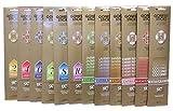 Gonesh Incense Sticks, 12 Variety, 20 Sticks