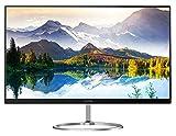 Viotek HA238 Ultra-Thin 24 Inch Computer Monitor – 1920x1080 Full HD with Bezel-Less Frame, 16:9 Widescreen Display, HDMI & VGA Connection