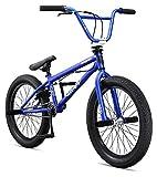 Mongoose Legion L20 Boy's Freestyle BMX Bike, 20-Inch Wheels, Blue