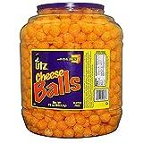 Utz Cheese Balls, 60 1 Oz. Snack bags