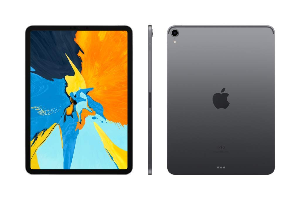 Apple iPad Pro (11-inch, Wi-Fi, 256GB) - Space Gray
