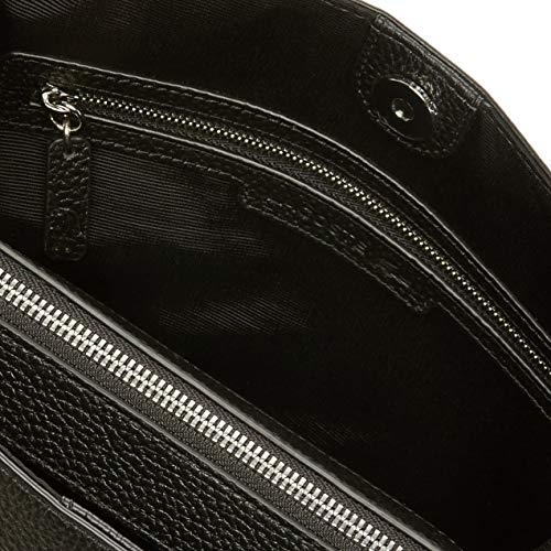 Lacoste-Womens-Leather-Croc-Chain-Top-Handle-Shoulder-Bag