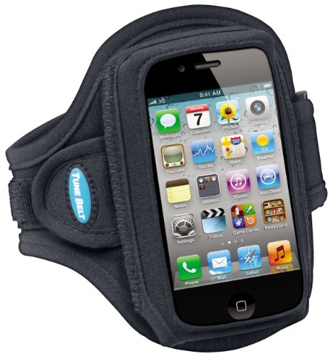 Tune Belt Armband Compatible With iPhone 4 4S 3G 3GS, iPod classic (all gens) and iPod touch (first – fourth generation)