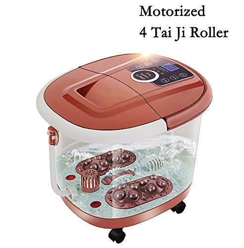 All in One Foot Spa Massage With Motorized Rolling Massage