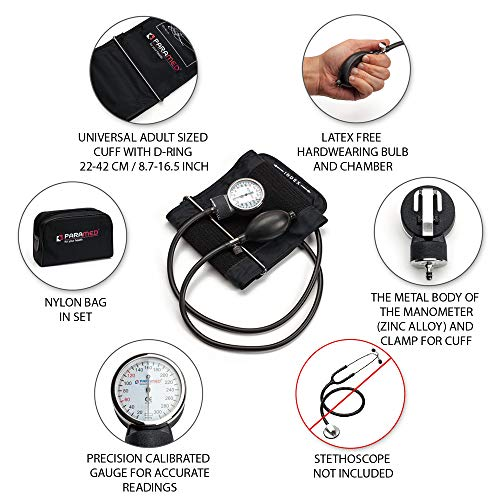 Professional Manual Blood Pressure Cuff