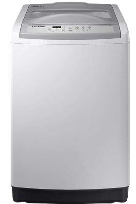 Samsung 10 kg Fully-Automatic Top Loading Washing Machine (WA10M5120SG/TL, Grey, Wobble Pulsator)