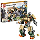 LEGO 6250958 Overwatch 75974 Bastion Building Kit , New 2019 (602 Piece), Multicolor