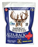 Whitetail Institute Imperial Alfa-Rack Plus Food Plot Seed (Spring and Fall Planting), 16.5-Pound (1.25 Acres)