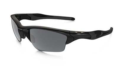Oakley Mens Half Jacket 2.0 XL OO9154-01 Iridium Sunglasses