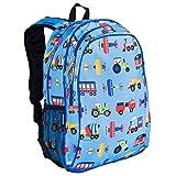 Wildkin 15 Inch Backpack, Trains Planes & Trucks