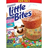 Entenmann's Little Bites Seasonal Favorites Party Cakes 20 Pouches - 2 lbs. 1 oz.