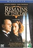 The Remains of the Day poster thumbnail